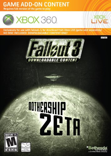 Fallout 3 Downloadable Content: Mothership Zeta for Xbox