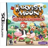 Harvest-Moon Frantic Farming - Nintendo DS